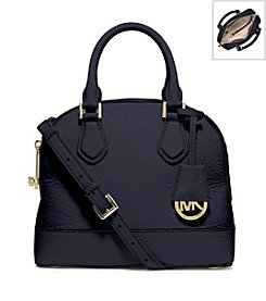 MICHAEL Michael Kors® Smythe Small Pebbled Leather Satchel