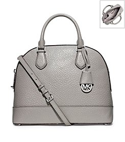 MICHAEL Michael Kors® Smythe Large Pebbled Leather Satchel