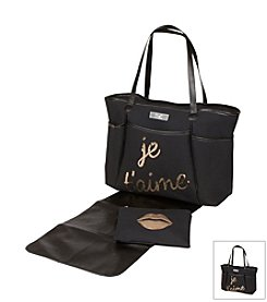 Bumble® Je'Taime Sequin Zipper Tote
