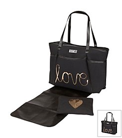 Bumble® Love Sequin Zipper Tote