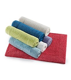 bluebellgray® Color Splash Reversible Bath Rug