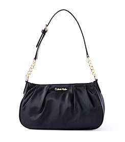 Calvin Klein Nylon Demi Shoulder Bag