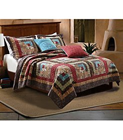 Greenland Home® Colorado Cabin 5-pc. Bonus Quilt Set