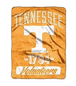University of Tennessee Varsity Micro Raschel Throw