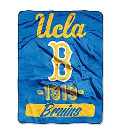 NCAA® UCLA Varsity Micro Raschel Throw