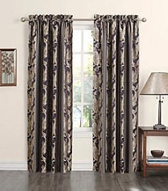 Sun Zero™ Buckingham Room Darkening Window Curtain
