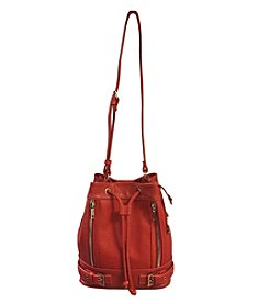 Carlos by Carlos Santana Rebeca Drawstring Bucket Bag