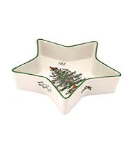 Spode® Christmas Tree Star Dish