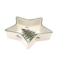 Spode® Christmas Tree Star Dish