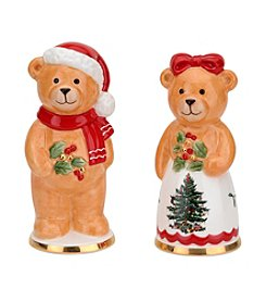 Spode® Teddy Bear Salt And Pepper Set