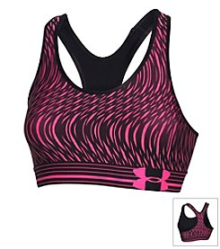 Under Armour® HeatGear® Printed Sports Bra