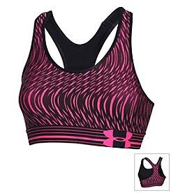 Under Armour® HeatGear® Printed Sports Bra