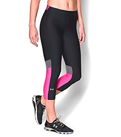 Under Armour® HeatGear® Capri Leggings