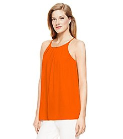 Vince Camuto® Pleated Tank