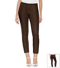 Vince Camuto® Side Zip Skinny Pant