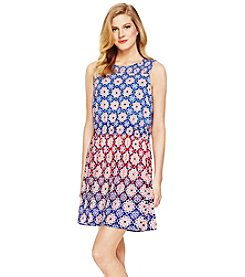 Vince Camuto® Valencia Ombre Dress