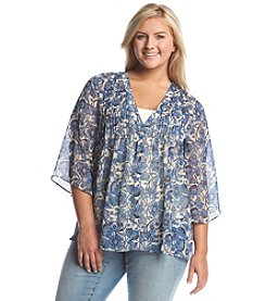 Jessica Simpson Plus Size Top