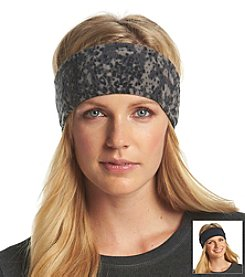 Cuddl Duds® Reversible Fleece To Jersey Headband