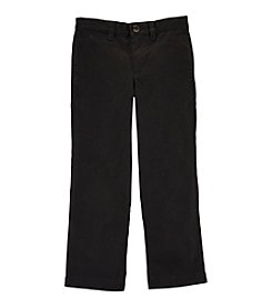 Chaps® Boys' 2T-20 Solid Chino Pants