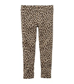 Carter's® Girls' 4-6X Animal Print Leggings