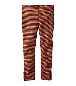 Carter's® Girls' 2T-6X Striped Halloween Leggings