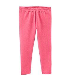 OshKosh B'Gosh® Girls' 2T-6X Neon Sparkle Leggings