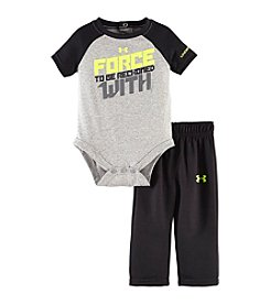 Under Armour® Baby Boys' 3-12 Month Force To Be Reckoned With Set