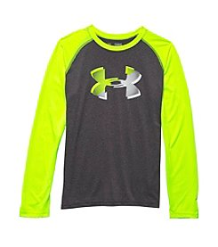 Under Armour® Boys' 8-20 Long Sleeve Tech Tee