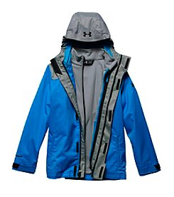 Under Armour® Boys' 8-20 Wildwood Systems Jacket