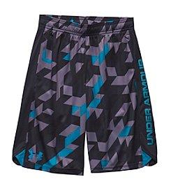 Under Armour® Boys' 8-20 Geo Print Eliminator Shorts