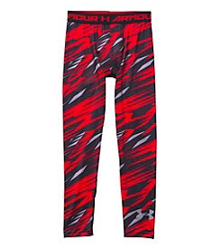 Under Armour® Boys' 8-20 Printed Leggings