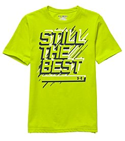 Under Armour® Boys' 8-20 Still The Best Tee