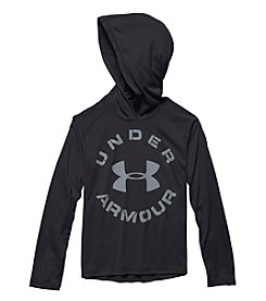 Under Armour® Boys' 8-20 Long Sleeve Hoodie Top