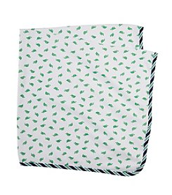 Chaps® Baby Boys' 3-24 Month Turtle Print Blanket
