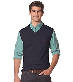 Chaps® Men's Big & Tall V-Neck Pullover Sweater Vest