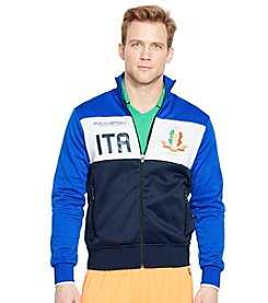 Polo Sport® Men's Long Sleeve Full Zip Track Jacket