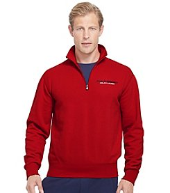 Polo Sport® Men's Long Sleeve 1/4 Zip Mockneck Fleece Pullover