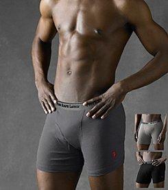 Polo Ralph Lauren® Men's 3-Pack Classic Cotton Boxer Briefs