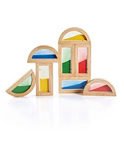 Guidecraft® Sand Rainbow Blocks