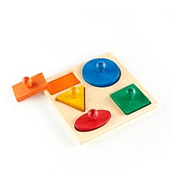 Guidecraft® Geometric Puzzle Board
