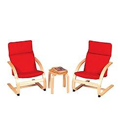 Guidecraft® Kiddie Rocker Chair Set