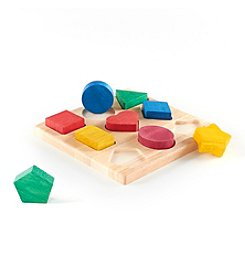 Guidecraft® Shape & Color Sorter