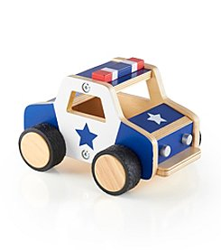 Guidecraft® Plywood Police Car