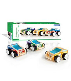 Guidecraft® Jr Plywood Race Cars