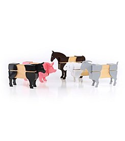 Guidecraft® Block Mates Farm Animals