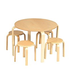 Guidecraft® Nordic Table Set
