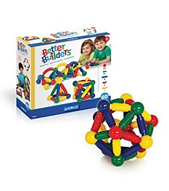 Guidecraft® 60-Piece Better Builders Set