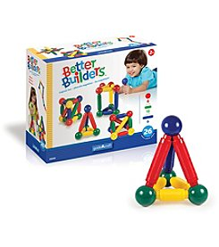 Guidecraft® 26-Piece Better Builders Set