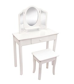 Guidecraft® Classic Vanity & Stool