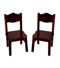 Guidecraft® Classic Espresso Extra Chairs